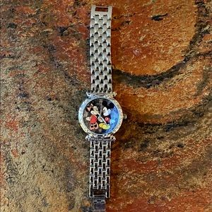 Mickey and Minnie Mouse Watch